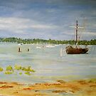 Pin Mill by Linda Ridpath