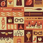 Harry Potter Items by Risa Rodil