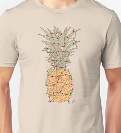 Tropical Lights Unisex T-Shirt