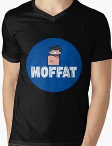 moffat!! Mens V-Neck T-Shirt
