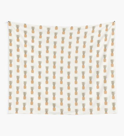 Tropical Lights Wall Tapestry