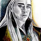 Lee Pace, fascinating Thranduil by jos2507