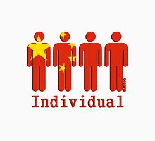 Individuals of china  Unisex T-Shirt