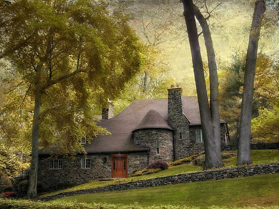 Manor House by Jessica Jenney