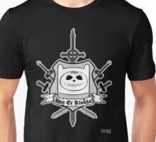 Hva Er Klokka? Unisex T-Shirt