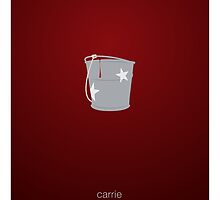 Bucket List - Carrie by bdi-design