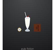 The Bad $5 Watch - Pulp Fiction by bdi-design