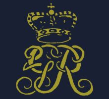 Royal Crest T-shirt by Nasherr