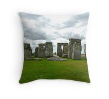 Stonehenge UK Throw Pillow