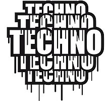 Cool Techno Stamp by Style-O-Mat