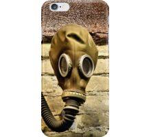 Clarinet Mask iPhone iPhone Case/Skin