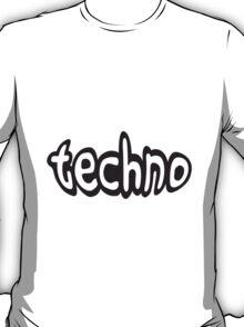 Cool Techno T-Shirt