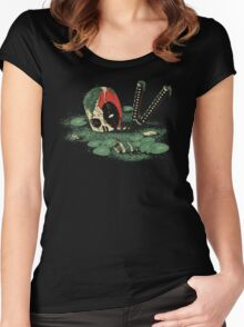 Dead Pond Women's Fitted Scoop T-Shirt
