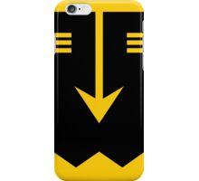 Conroy Star Blazers uniform iPhone Case/Skin
