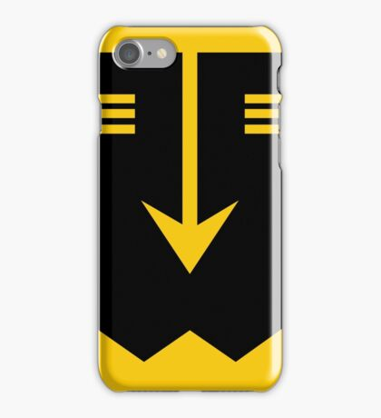Conroy Star Blazers uniform iPhone Case/Skin