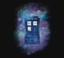 Tardis in Space  by Ray van Halen