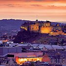 Edinburgh Castle by Michael Walsh