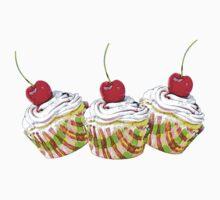 Cupcakes2 One Piece - Long Sleeve