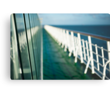 The Sun Deck Metal Print