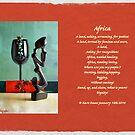 Africa#2 by Karo / Caroline Evans (Caux-Evans)