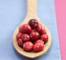 Cranberries by Elisabeth Coelfen