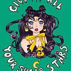 Sugar Star Craze Human Luna Sailor Moon by LilithScream