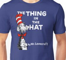 The Thing in the Hat Unisex T-Shirt