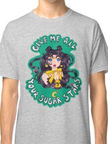 Sugar Star Craze Human Luna Sailor Moon Classic T-Shirt