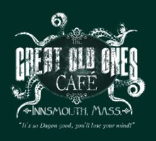 Old Ones Cafe by Micah Anderson