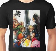 Cloud Smash 4 Unisex T-Shirt