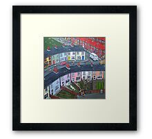 Elements Of My Youth Framed Print