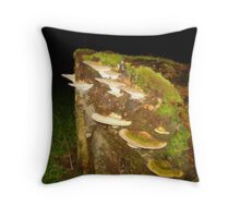 Too attached... Throw Pillow