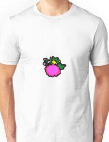 Khaleeji floral patter Unisex T-Shirt