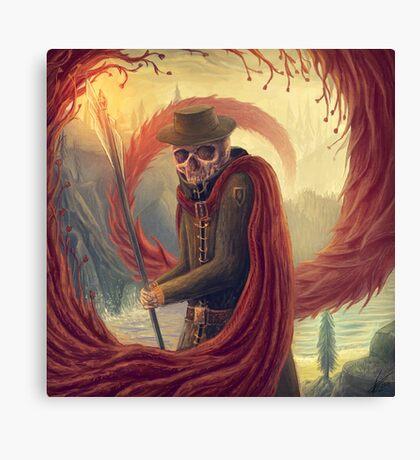 Wizard  Canvas Print
