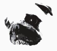 Pug, Carlin, Carlino, Doguillo by SeijiArt