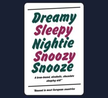 Dreamy Sleepy Nightie Snoozy Snooze by PaulRoberts