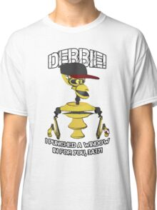I DID IT FOR DEBBIE! - MST3K Classic T-Shirt