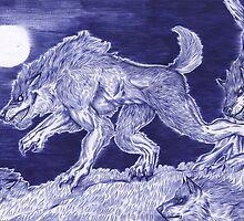 Werewolf pack 1 by Furiarossa