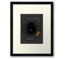 minecraft ore Framed Print