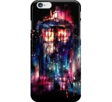 All of Time and Space Tardis iPhone Case/Skin