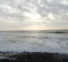 Series: Ocean and Sky - January 2014 - Pt 1 by Jasmin Stoffer