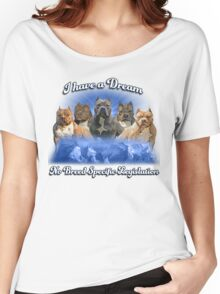 I Have a Dream, NO BSL Women's Relaxed Fit T-Shirt