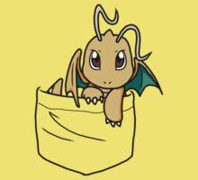 Pocket Dragonite Kids Clothes