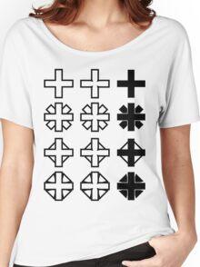 + Women's Relaxed Fit T-Shirt