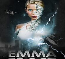 Emma frost Movie poster by Cudge82