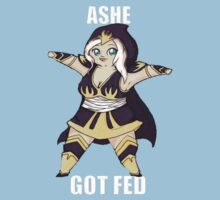 Ashe Got Fed by BSRs