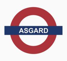 Underground: Asgard by JDNoodles