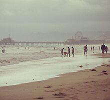 Sunday at Venice Beach - Stroll to Santa Monica by Kasia-D