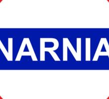 Underground: Narnia Sticker