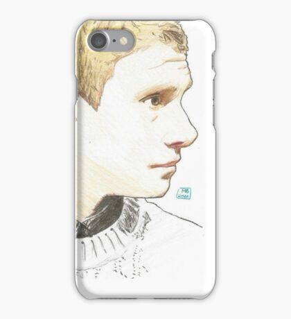 I was a soldier iPhone Case/Skin